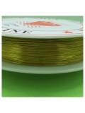 0.3 мм. 50 м. Золото цвет. Проволочка для рукоделия