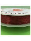 0.3 мм. 50 м. Красный цвет. Проволочка для рукоделия