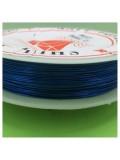 0.5 мм. 25 м. Синий цвет. Проволочка для рукоделия