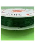 0.5 мм.25 м. Зеленый цвет. Проволочка для рукодели