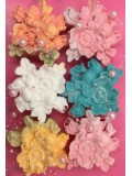 Орхидея. Фигурное мыло ручной работы № 21