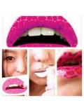 013. Многоцветные губы. Наклейки