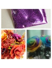 313. 5 гр. Фиолетовый цвет. Блеск для цветов