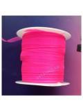 2 м. Фуксия цвет. Лента капроновая цветная 1 см