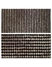 1 шт. Черный цвет.  Наклейки со стразами 3 мм. 8 х 13 см.