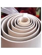 8 шт. Формы для изготовления цветов из цветного капрона