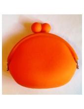1 шт. Оранжевый цвет. Цветные кошелечки.