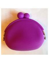 1 шт. Фиолетовый цвет. Цветные кошелечки.