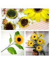 989. 1 шт. Пестики и тычинки в цветы. 3.5 см