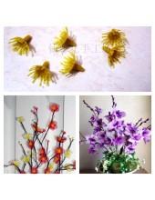 979. 1 шт. Пестики и тычинки в цветы.