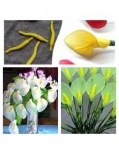 984. 1 шт. Пестики и тычинки в цветы. 7 см.