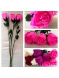 1 шт. Розовый цвет. Розы из перьев птиц! Цветы из перьев птиц
