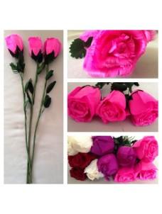 Розы из перьев!
