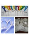 1022. 1 шт. Палочки и розетки для воздушных шаров