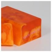 """Мыло ручной работы. Косметическое """"Марокканский апельсин"""" 100 гр."""