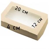 50 шт. Коробка с окошком. Размер 20 х 12 х 4