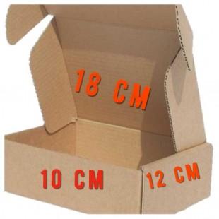 10 шт. Коробочка сборная 18 х 12 х 10 см