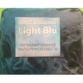 100 гр. Light Blu.  Мыло ручной работы