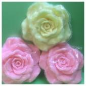 Роза маленькая. мыло ручной работы