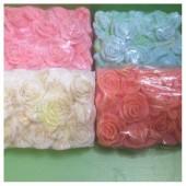 Розы клумба. Мыло ручной работы. 90 гр