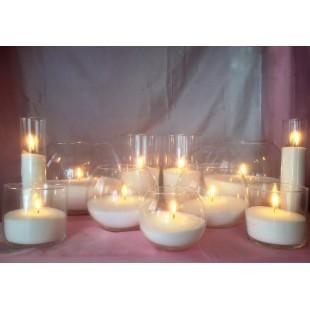 № 1. Набор насыпных свечей. Organika