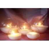 № 4. Набор насыпных свечей. Organika