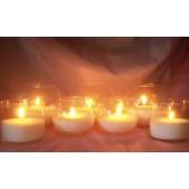 № 10. Набор насыпных свечей. Organika
