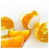 Апельсин. Бомбочки для ванны