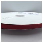 Красный цвет. Репсовая тесьма для рукоделия 0.6 мм. 100 м