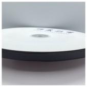 Серый цвет. Репсовая тесьма для рукоделия 0.6 мм. 100 м