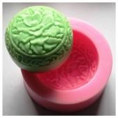 3D Силиконовая форма для мыла. Клумба. 90 гр. № 2