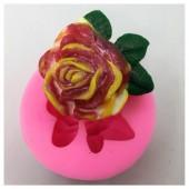 3D Силиконовая форма для мыла. Роза. 70 гр. № 5