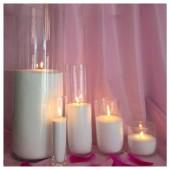 № 3. Набор насыпных свечей. Organika