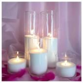 № 5. Набор насыпных свечей. Organika