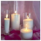 № 6. Набор насыпных свечей. Organika
