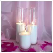 № 8. Набор насыпных свечей. Organika