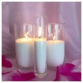 № 11. Набор насыпных свечей. Organika