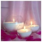 № 12. Набор насыпных свечей. Organika