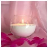 Насыпная свеча. Шар колба 21 х 19