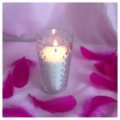 Насыпная свеча. Звездочки стакан свеча 12 х 6