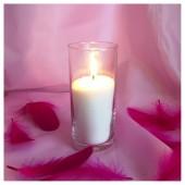 Насыпная свеча. Высокая свеча 13 х 6