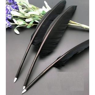 Гусиное перо ручка