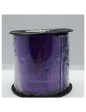 6 мм. 100 м. Фиолетовый хамелеон цвет. Пайетки нить