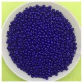 № 10. Сине-фиолетовый цвет. Бисер 50 гр. № 36