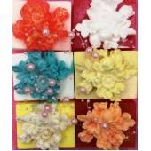 Орхидея. Фигурное мыло ручной работы. № 18
