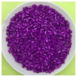 50 гр. Фиолетовый цвет. Стеклярус. № 46