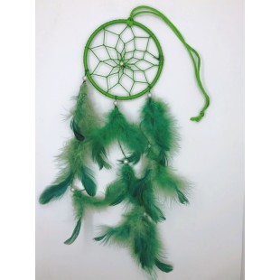 Ловцы снов. Зеленый цвет.