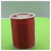 1 кат. Красный цвет. Цветная металлическая нить