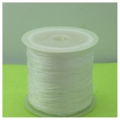 № 3. Белый цвет. Нить для плетения