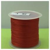№ 3. Красный цвет. Нить для плетения